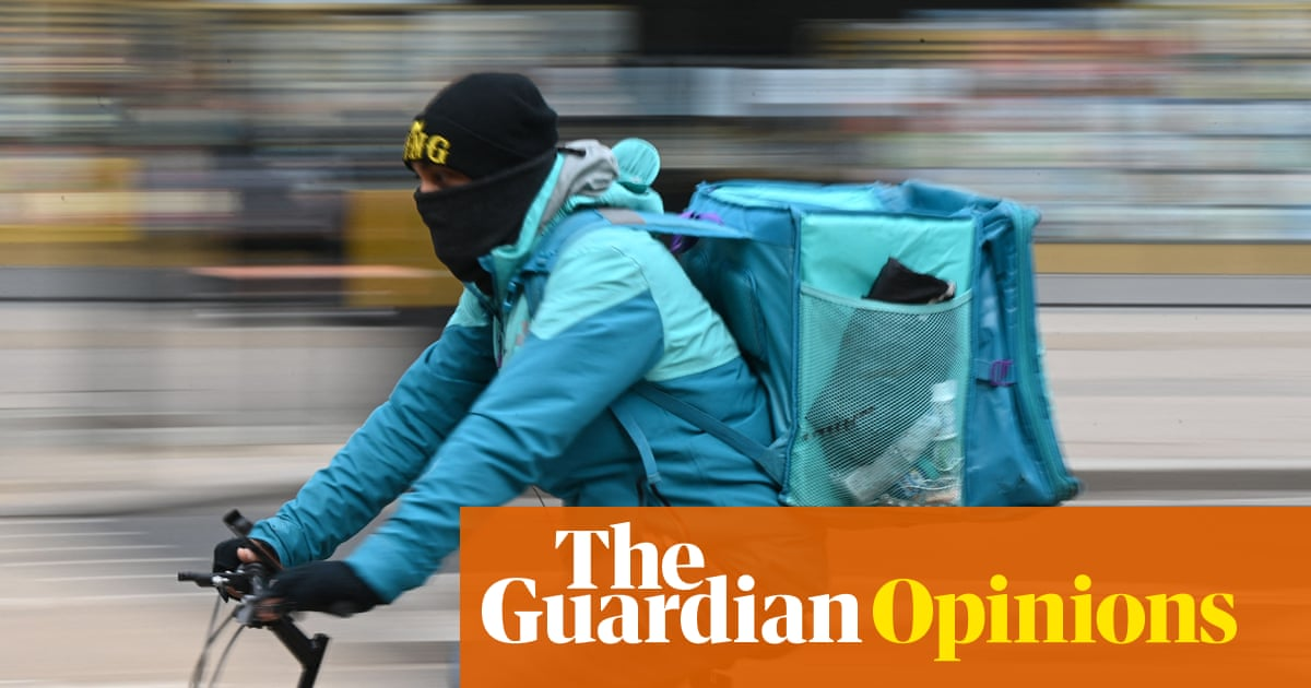 Covid should have been a boon for Deliveroo – but it still hasn't turned a profit