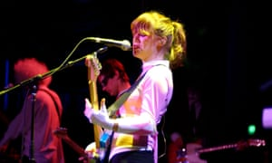 Rilo Kiley at the Mayan Theater, 2004.