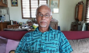 Vijay Naidu, a prominent Fijian academic, said the crisis of bullying in schools in Fiji reflected a broader problem with violence in the country.