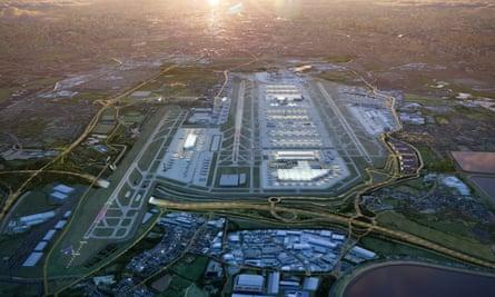 Heathrow expansion plan