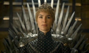 Headey as Cersei Lannister in Game of Thrones.