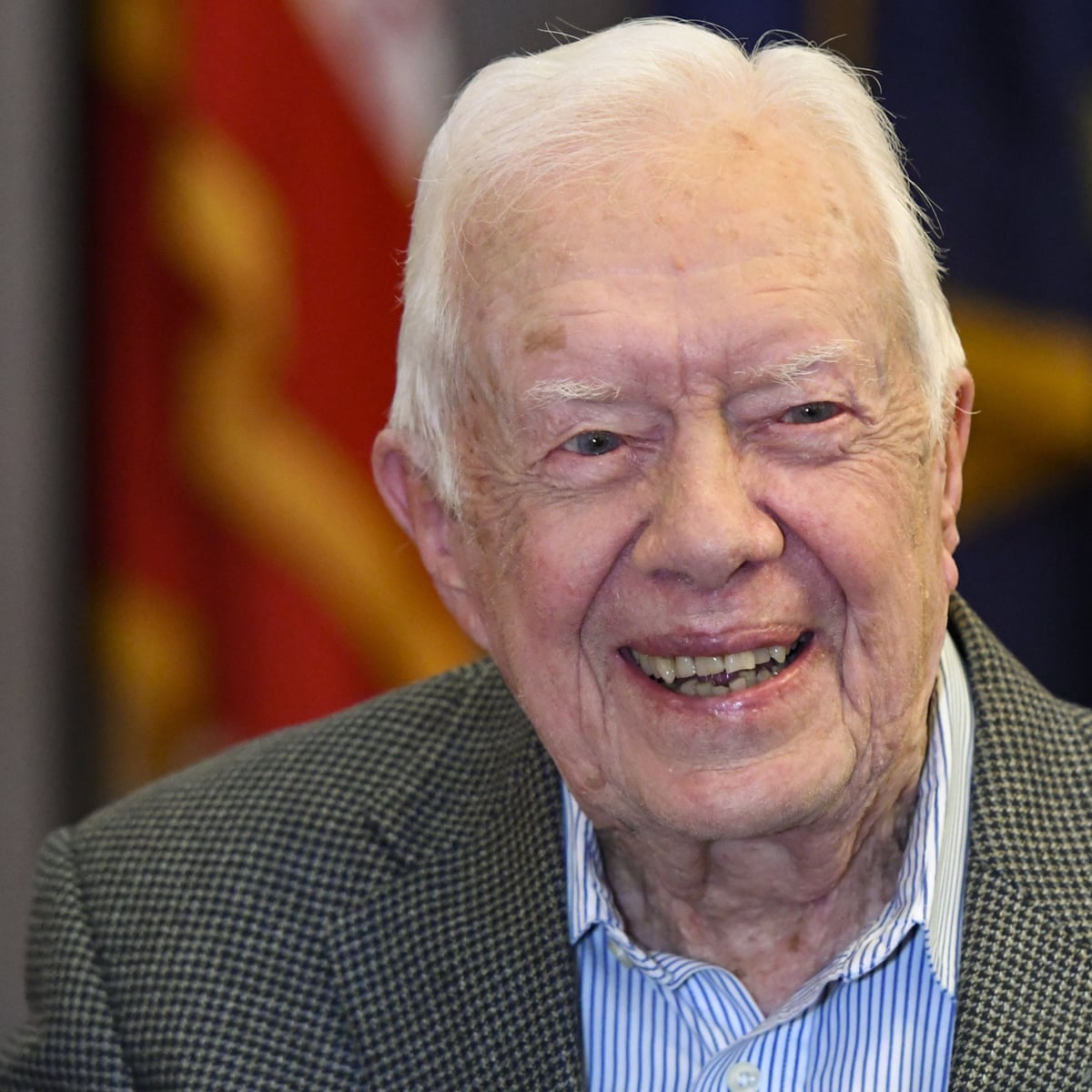 Jimmy Carter Urges Democrats To Appeal To Independents Jimmy Carter The Guardian