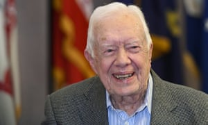 Jimmy Carter: 'Independents need to know they can invest their vote in the Democratic party.'