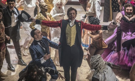 The Greatest Showman, starring Hugh Jackman, was considered rotten by critics, while its audience score was much healthier.