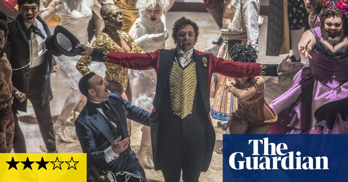 Essay On High School The Greatest Showman Review  Hugh Jackman Puts On A Show In Cheesy  Charming Musical  Film  The Guardian What Is An Essay Thesis also Business Essay Examples The Greatest Showman Review  Hugh Jackman Puts On A Show In Cheesy  Essay On Newspaper In Hindi