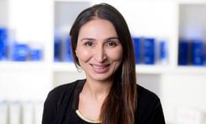 Dr Shirin Lakhani