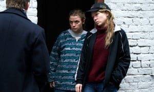 'You want a production to be the best it can be, the rest doesn't concern me' … Oh Mercy! starring Léa Seydoux (right).