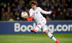Euro 2020 qualifiers roundup France turn on the style but Portugal held to  draw d2fecec2ea5b