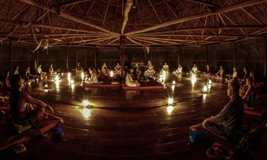 Peru S Ayahuasca Industry Booms As Westerners Search For Alternative Healing Health And Fitness Holidays The Guardian King is really sorry for summoning them; peru s ayahuasca industry booms as