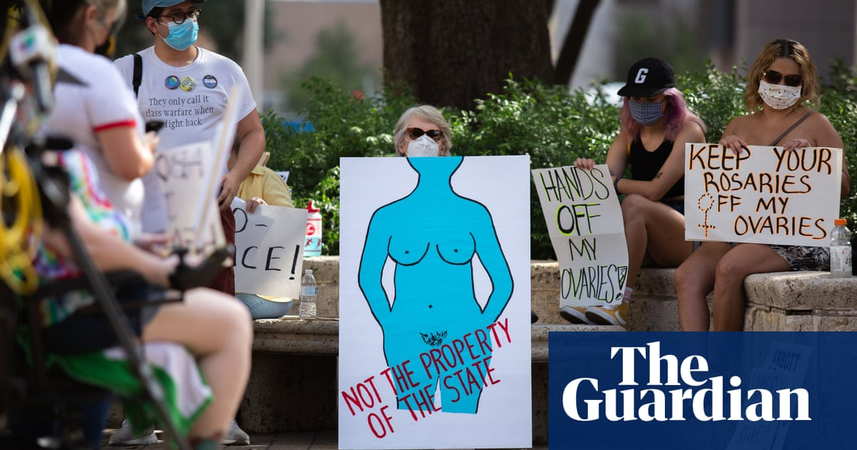 UN experts condemn Texas abortion law as sex discrimination 'at its worst'