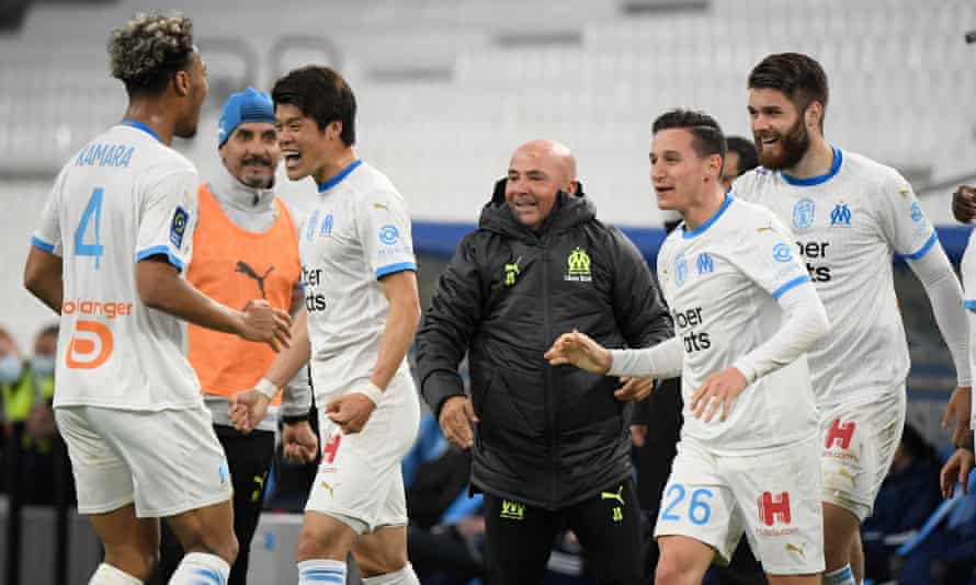 Marseille have won their first two league games under Sampaoli but there is a long way to go.
