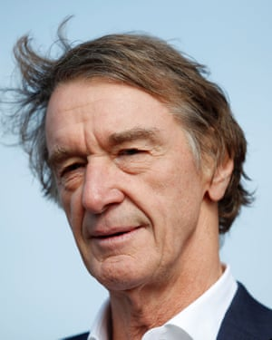 Sir Jim Ratcliffe.