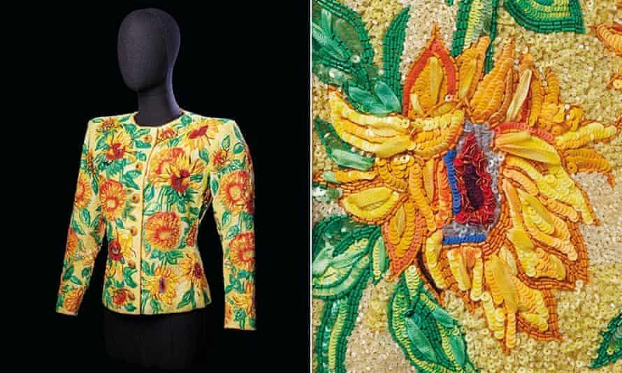 The sunflowers jacket