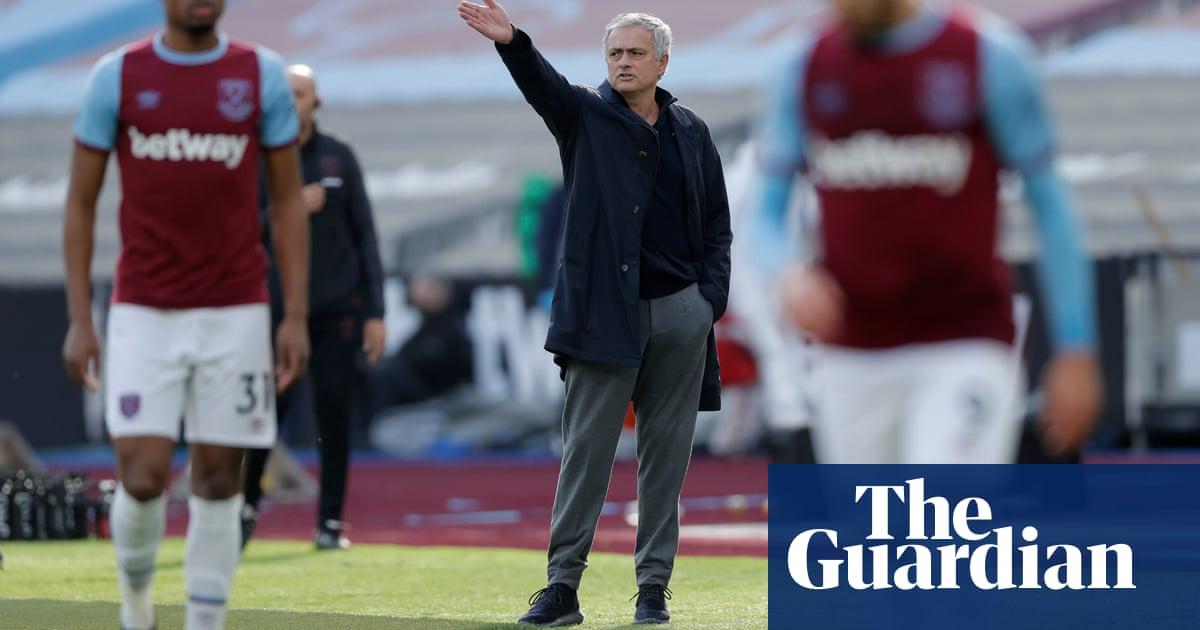 Maturity helps: Mourinho backs his experience to turn Tottenham around