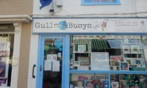 An independent retailer in Southwold, whose good local shops will be hit by rate hikes