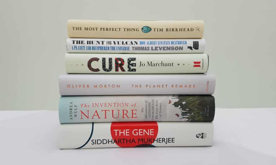the shortlisted books for the Royal Society science book prize 2016