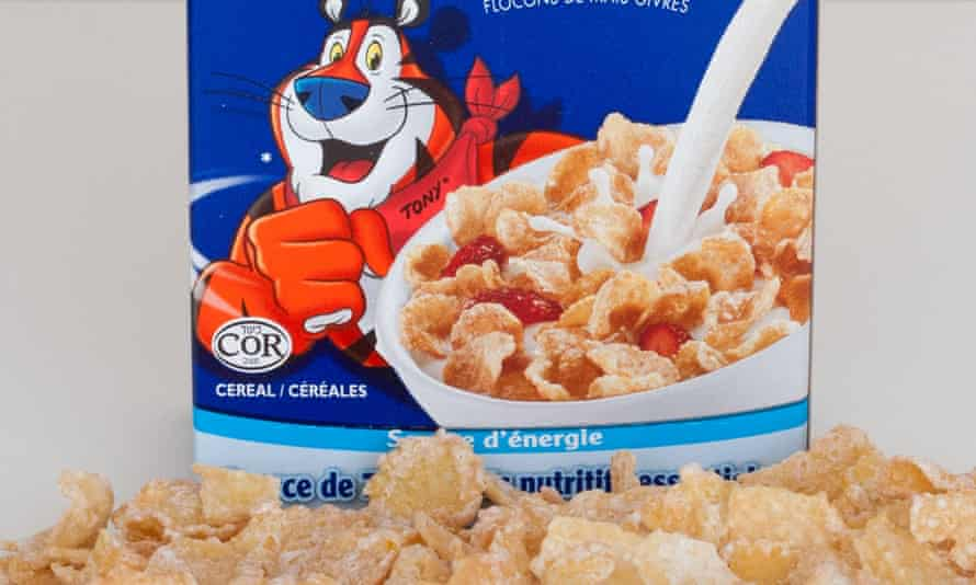 Easy tiger ... the Kellogg's mascot has had a tough few days on Twitter