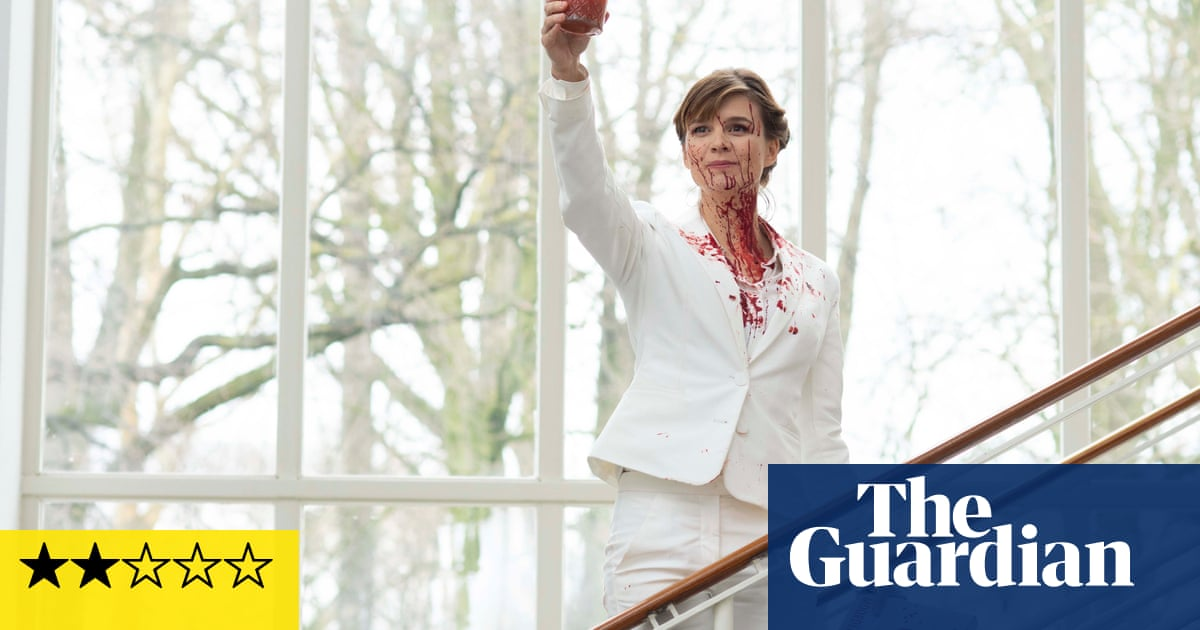 The Columnist review – middle class mum on a murder spree