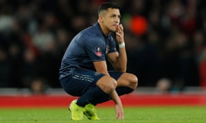 The signing of Alexis Sánchez from Arsenal in January 2018 may turn out to be the most costly in the club's history.
