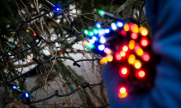 Are christmas fairy lights really ruining your wi fi technology the guardian