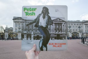 Peter Tosh, Buk-In-Hamm-Palace (Rolling Stones, 1979)