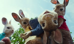 Peter Rabbit: 'Imagine a child who has gone through anaphylactic shock watching a film that makes light of it.'