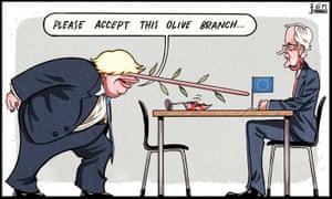 Ben Jennings cartoon 07.10.2019