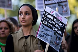 'Casting Muslim women activists as villains who air the dirty laundry of communities by speaking publicly against injustices speaks to this twisted hierarchy of issues'
