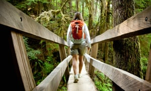 Hikers seeking to unplug are struggling due to noise pollution, says the national parks service.