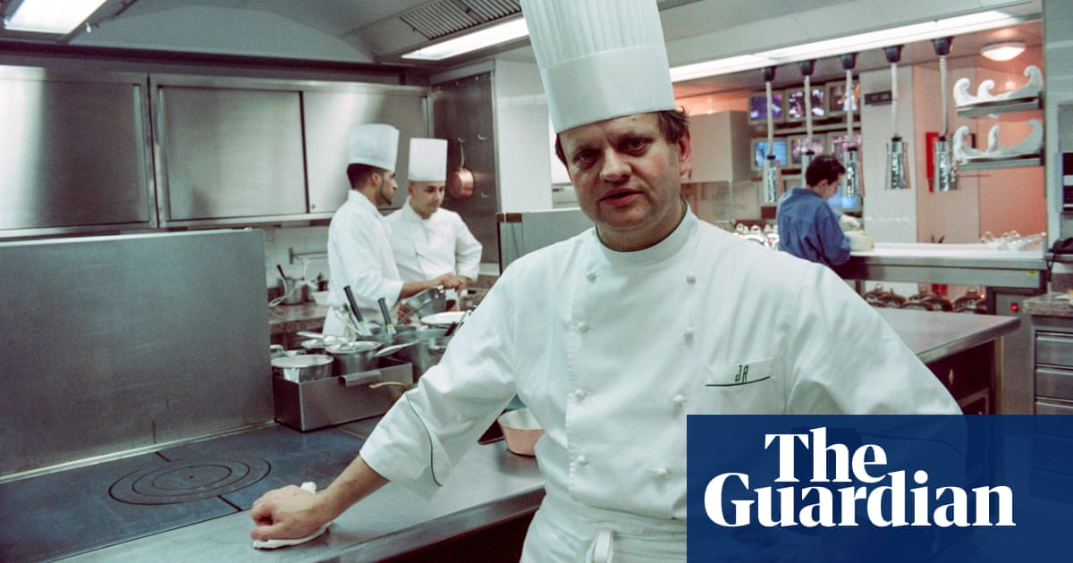 Joël Robuchon's best mashed potatoes in the world – recipe