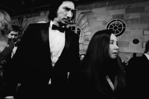Adam Driver, best actor nominee for Marriage Story. He went home empty-handed