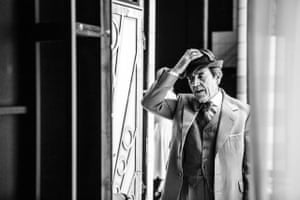 Robert Lindsay in 'Dirty Rotten Scoundrels' at the Savoy Theatre