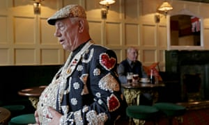 John Scott, the Pearly King of Mile End