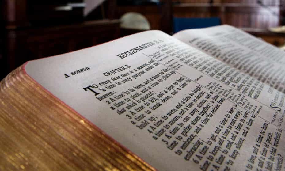 A bible