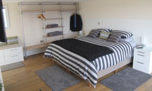 Seaview room at Tidmoor B&B