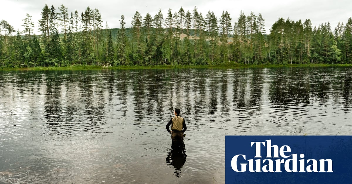 Zen and the art of fly-fishing in Sweden – a photo essay