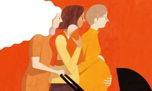 The surprising truth about becoming a mother in your 50s – from the