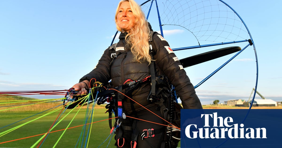 Climate activist injured and colleague killed in Highlands paramotor accident