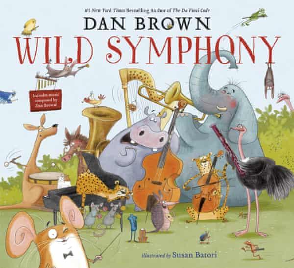 Dan Brown's children's book Wild Symphony
