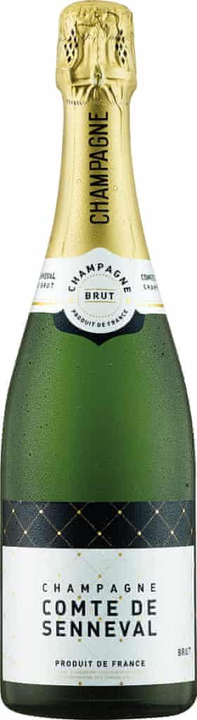 Comte de Senneval champagne