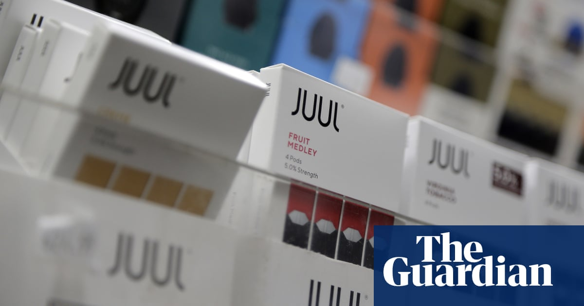 Is Juul the new big tobacco? Wave of lawsuits signal