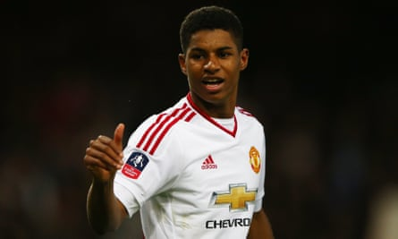 England Ready To Call On Marcus Rashford For Euro 2016 Standby Role England The Guardian