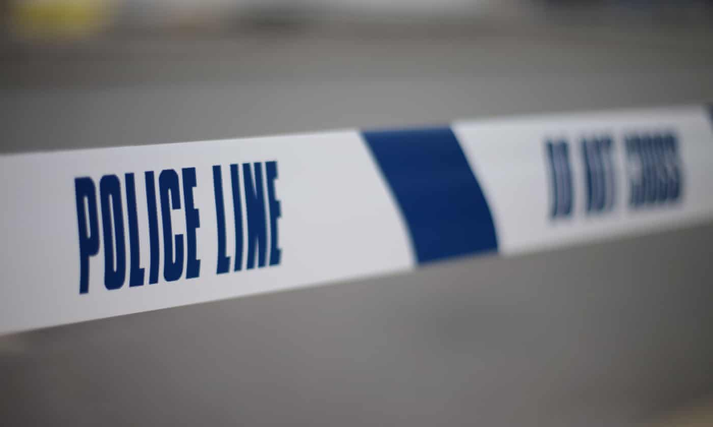 Murder investigation launched after tent set on fire in east London