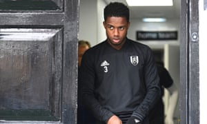 Ryan Sessegnon looks to be heading out of the Fulham door.
