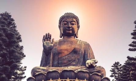 Hong Kong, Tian Tan Buddha, Giant Buddha, Lantau, Asia