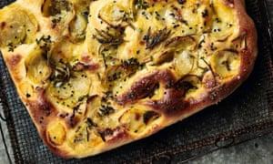 Yotam Ottolenghi's potato focaccia
