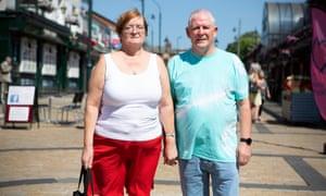 Carole and David Marsland