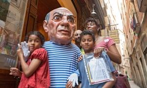 Runner Bean's Kids and Family tour, Barcelona