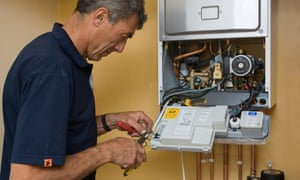 For cost of fixing a boiler is more than the cost of a new boiler with British Gas.