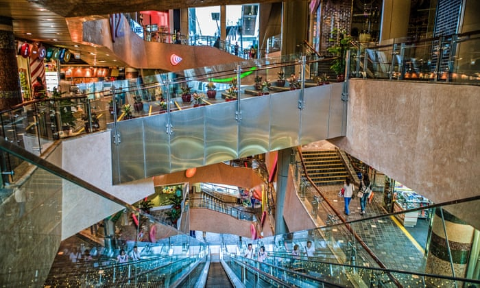 All under one roof: how malls and cities are becoming